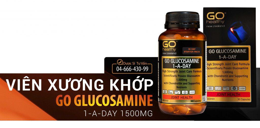 Hotline, Go Glucosamine