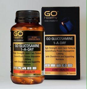 Xuong Khop, Go Glucosamine,