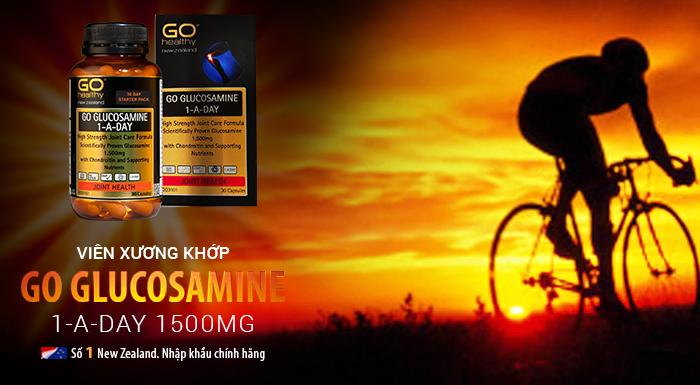 GO Glucosamine, sport