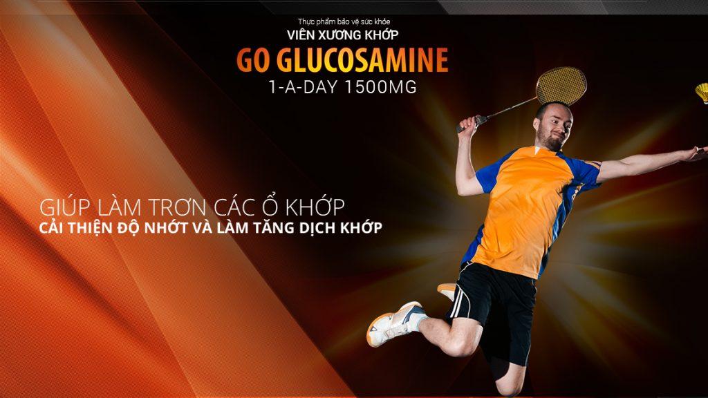 bổ sung glucosamine